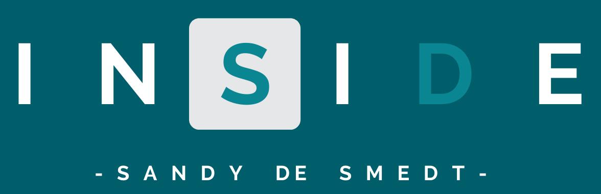logo Inside Sandy DE SMEDT | Dilbeek